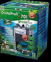 Внешний фильтр JBL CristalProfi e 701 greenline (аквариум до 200 л)