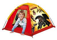"""Детская палатка-тент большая """" Как приручить дракона """", лицензия"""