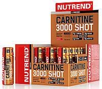 Жиросжигатели карнитины Nutrend Сarnitine 3000 shot 20x60ml