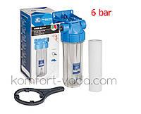 """Корпус фильтра для холодной воды FHPR34-B1-AQ, 3/4"""""""