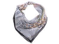 Лучший корпоративный подарок к праздникам платок шейный крепдешин женский VENERA (ВЕНЕРА) C270011-17