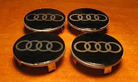 Колпаки в диски AUDI диаметр 64мм