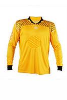 Футбольная вратарская кофта Liga Sport (Желтая)
