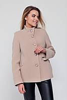 Элегантное полу-пальто 2016 (рр 42-50), разные цвета