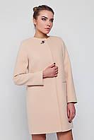 Женское стильное кашемировое пальто 2016 (рр 42-50), разные цвета