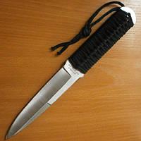 Нож метательный с шнурком