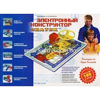Электронный конструктор Знаток-180 схем REW-K003