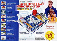 """Электронный конструктор """"Знаток"""" 999 схем REW-K001"""