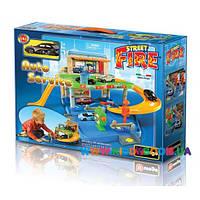 Игровой набор Гараж Bburago 18-30039