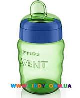 Чашка с силиконовым носиком 260 мл Avent SCF553/00