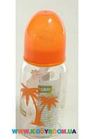 Бутылочка для кормления Baby Team стеклянная 150 мл 1200