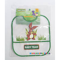 Нагрудник с карманом Baby Team 6503