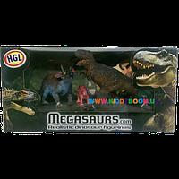 Игровой набор Мир динозавров серия А HGL SV10523