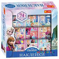 Набор наклеек Frozen Creative 13162038Р
