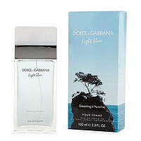 Женские духи Dolce & Gabbana Light Blue Dreaming In Portofino (Дольче И Габбана Лайт Блю Портофино)