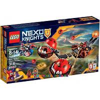 Конструктор Lego Безумная колесница Укротителя 70314