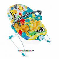 Музыкальное кресло-качалка Kids II Улыбка саванны 60390