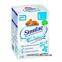 Сухая базовая молочная смесь 700 гр Similac 1