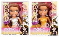 Кукла-манекен Bratz B952 голова для причесок и макияжа