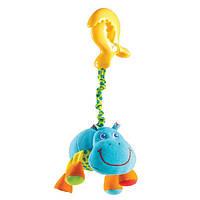 Подвеска игрушка Бегемотик Гарри Harry Hippo Tiny Love