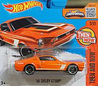 Hot Wheels базова модель '68 Shelby GT500