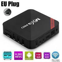Приставка ТВ,IPTV. MXQ PRO TV Box Android 5.1