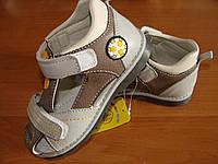 Детские сандалии. Босоножки для мальчика
