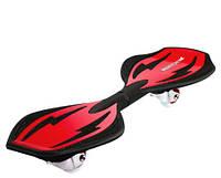 Двухколесный скейтборд Razor Ripstik Ripster Red (MD)