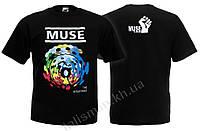 MUSE - The Resistance - рок-футболка (фирм.)