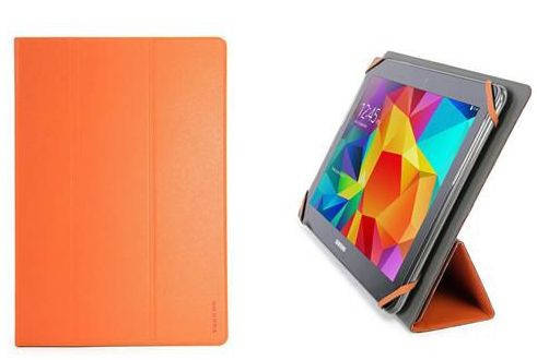 "Женский яркий чехол Tucano Verso Stand Tablet 7"" TAB-V7-OG (Orange/Grey)"