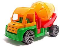 Игрушечная машинка Бетономешалка Алекс (BAlek) Bamsic (цвет уточняйте)