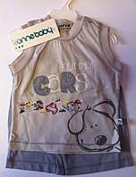 Комплект BONNE BABY Для мальчиков Майка+шорты 9229 Flexi Турция