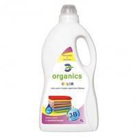 Пробиотический гель для стирки цветного белья ORGANICS color