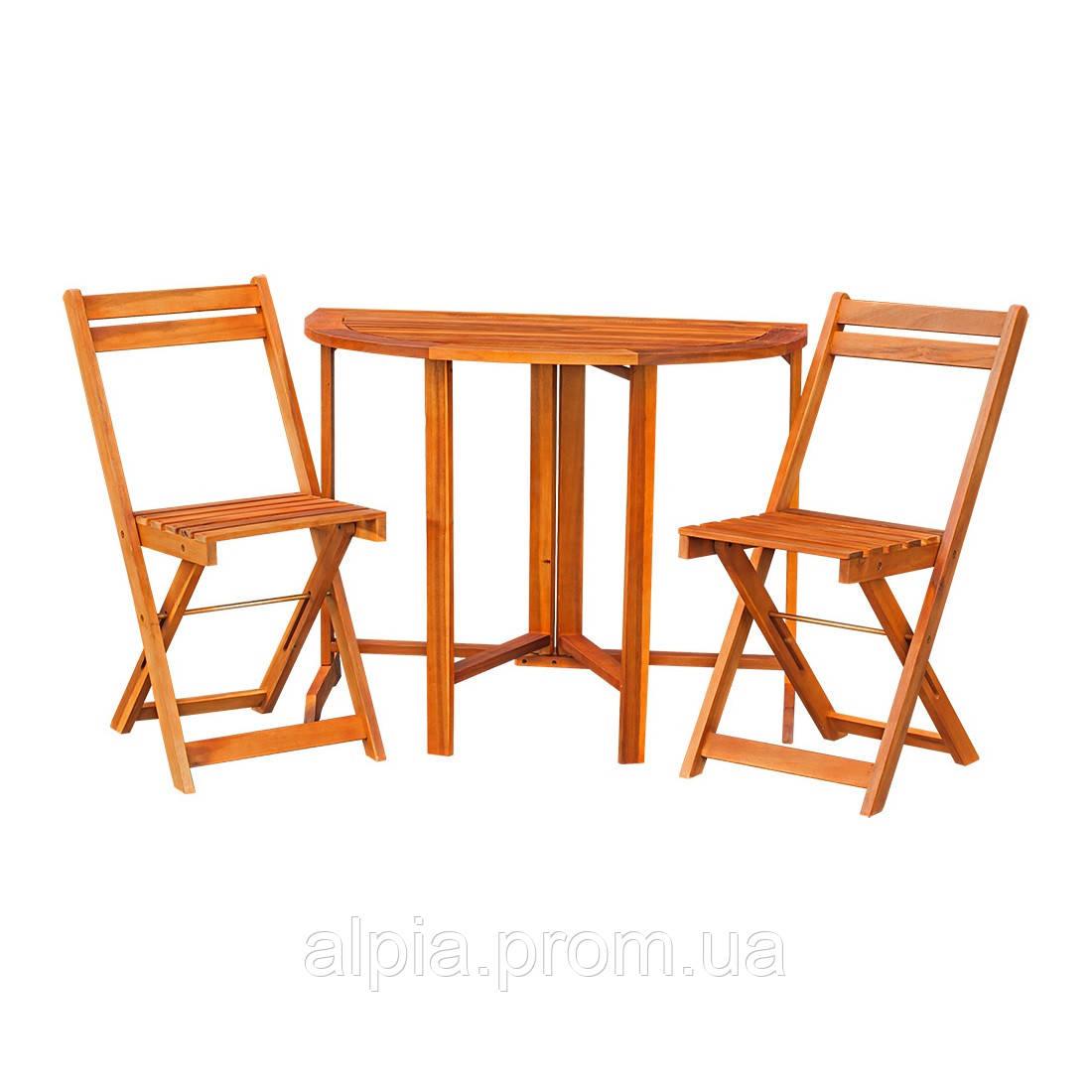 Набор мебели балконный sungarden.