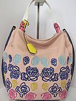 Женская сумка  розового цвета со стразами от Velina Fabbiano
