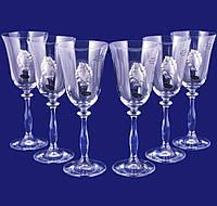 Набор: 6 бокалов для вина, в подарочной коробке Suggest. арт.C298A250
