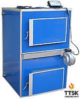 Котлы твердотопливные пиролизные (газогенераторные)APSS 100 Мощностью 100 квт