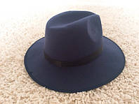 Модная фетровая шляпка
