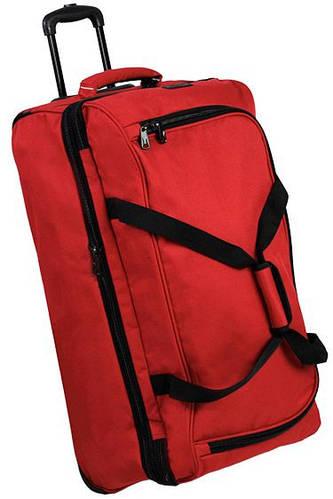 Чудесная дорожная сумка 106 л. Members Expandable Wheelbag Large 88/106, 922556 красный