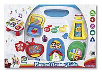 Музыкальный столик, развивающая игрушка Keenway