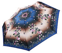 Женский зонт Три Слона МИНИ ( полный автомат, 4 сложения ) арт.291-6