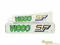 Зубная паста Vicco Vajradanti SF без сахара, парабенов, сульфатов.Укрепляет ваши десны и зубы,делает их крепки