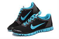 Женские кроссовки Nike Rree Run 3.0 / сетка текстиль