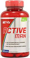 Витамины и минералыMET-Rx Active Man (90 таб)