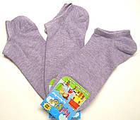 Носки детские летние сиреневые
