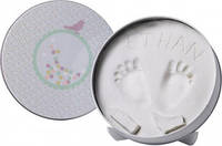 Отпечаток в коробочке Baby Art Magic Box confetti