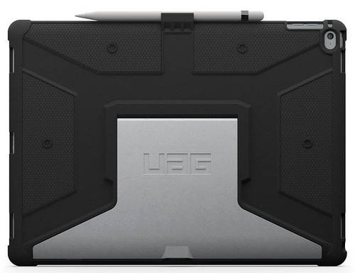 "Чехол-подставка для планшета диагональю 12.9"" Urban Armor Gear iPad Pro Scout (Black) IPDPRO-BLK-VP"