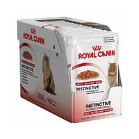Royal Canin Instinctive Jelly (Инстинктив желе), 24х85 гр