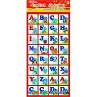 Магнитная азбука ENGLISH ALPHABET Creative 13133004А