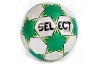 Мяч футбольный №3 SELECT CAMPO-3 (белый-зеленый)